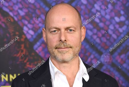 """Daniel Minahan arrives at """"The Assassination of Gianni Versace: American Crime Story"""" For Your Consideration event at the DGA Theater, in Los Angeles"""