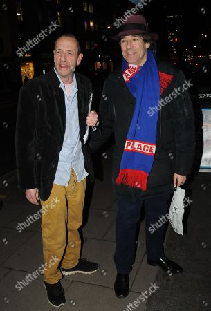 Stock Picture of Arthur Smith and Mark Steel