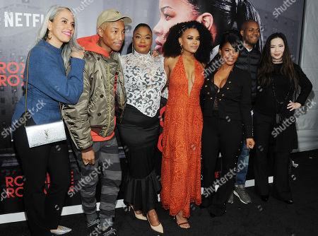 Editorial image of 'Roxanne Roxanne' film premiere, New York, USA - 19 Mar 2018