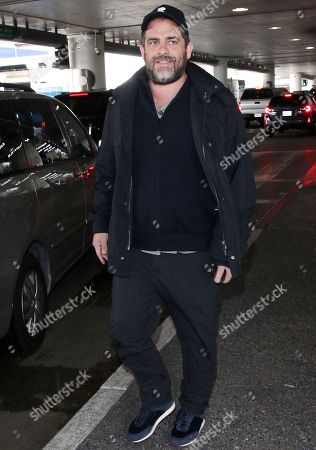 Editorial picture of Brett Ratner at LAX International Airport, Los Angeles, USA - 19 Mar 2018