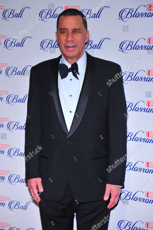 Editorial picture of Endometriosis Foundation of America Annual Blossom Ball, New York, USA - 19 Mar 2018