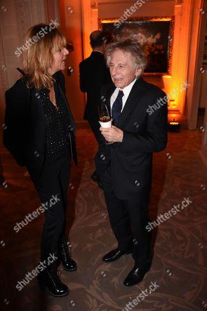 Guest and Roman Polanski