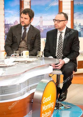 Gordon Smart and Jonathan Shalit