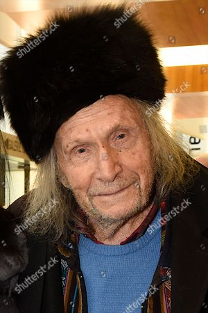 Stock Picture of Ivry Gitlis