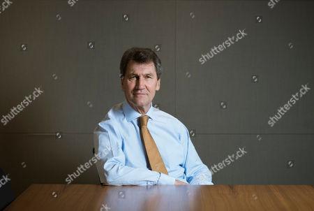 Stock Photo of David Roper, Executive Vice-Chairman