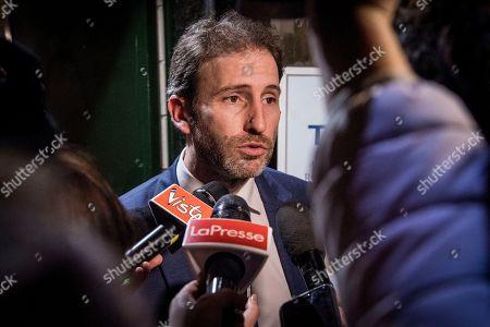 Stock Photo of Davide Casaleggio