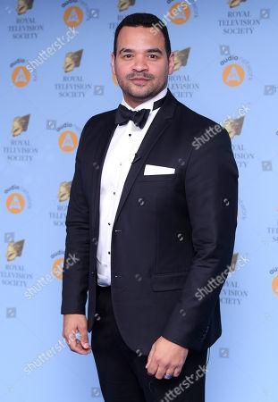 Editorial photo of RTS Programme Awards, Grosvenor House, London, UK - 20 Mar 2018