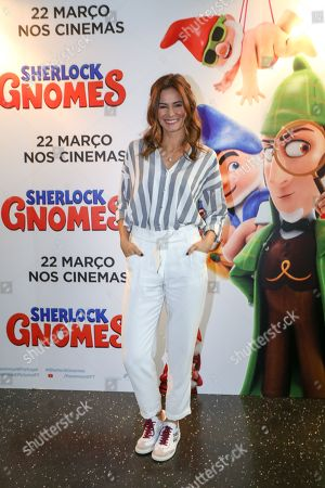 Editorial image of 'Sherlock Gnomes' screening, Lisbon, Portugal - 17 Mar 2018