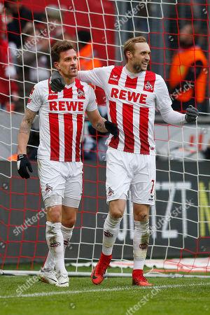 Editorial picture of Football: Germany, 1. Bundesliga, Koeln - 18 Mar 2018