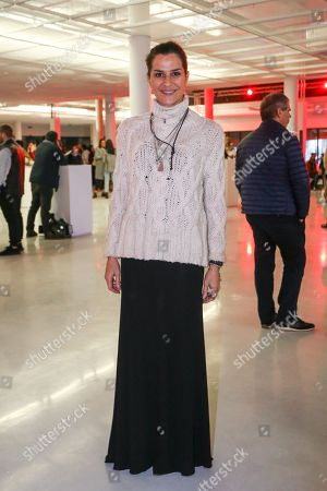 Editorial image of Portugal Fashion 42, Lisbon, Portugal - 17 Mar 2018