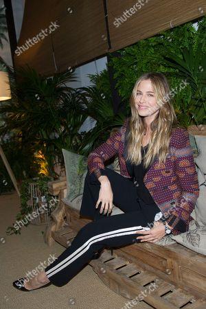 Argentine model Martina Klein