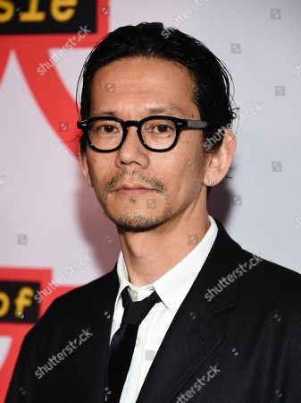 "Actor Kunichi Nomura attends a special screening of ""Isle of Dogs"" at the Metropolitan Museum of Art, in New York"