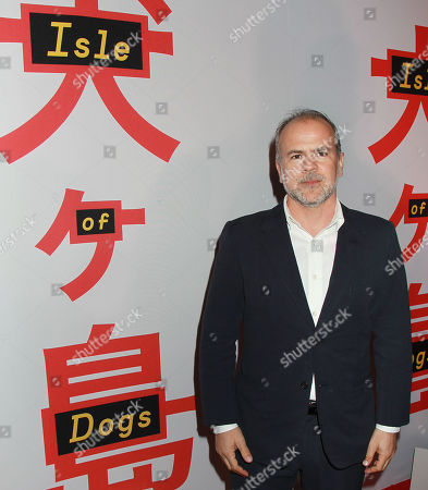 """Editorial picture of Fox Searchlight Pictures Presents """"ISLE OF DOGS"""" New York Special Screening and Reception, USA - 20 Mar 2018"""