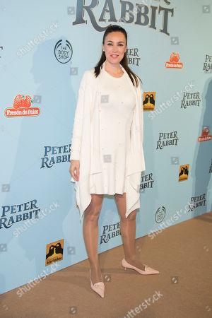 Editorial image of 'Peter Rabbit' film premiere, Madrid, Spain - 20 Mar 2018