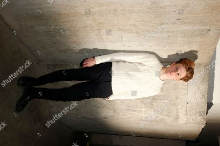 Stock Image of Chef Flynn McGarry poses for a photo at LA Times Studio @ Sundance Film Festival Presented by Chase Sapphire, in Park City, Utah