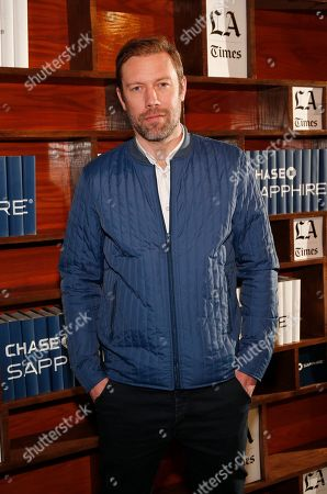 Stock Picture of Actor Jakob Cedergren poses for a photo at the LA Times Studio @ Sundance Film Festival Presented by Chase Sapphire, in Park City, Utah