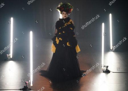Editorial image of Viviano Sue - Runway - Tokyo Fashion Week A/W 2018, Japan - 21 Mar 2018