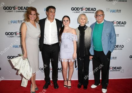 Editorial photo of 'God's Not Dead: A Light in Darkness' film premiere, Los Angeles, USA - 20 Mar 2018