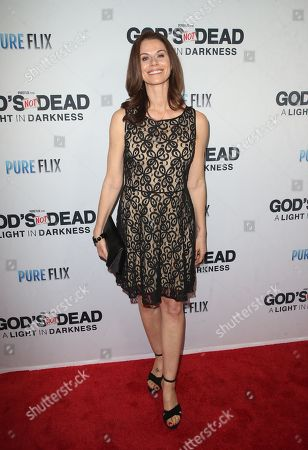 Editorial picture of 'God's Not Dead: A Light in Darkness' film premiere, Los Angeles, USA - 20 Mar 2018