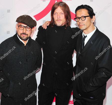 Shadi, Norman Reedus, Kunichi Nomura