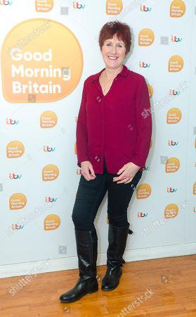 Editorial photo of 'Good Morning Britain' TV show, London, UK - 21 Mar 2018