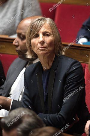 Deputy, Marielle de Sarnez