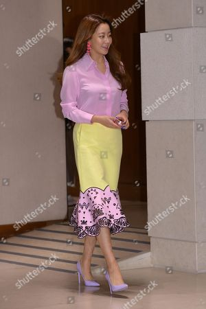 Stock Picture of Kim Hee-sun