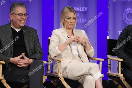 Editorial picture of 'The Big Bang Theory' and 'Young Sheldon' TV show presentation, Panel, Paleyfest, Los Angeles, USA - 21 Mar 2018