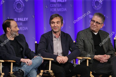 Editorial image of 'The Big Bang Theory' and 'Young Sheldon' TV show presentation, Panel, Paleyfest, Los Angeles, USA - 21 Mar 2018
