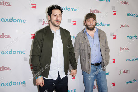 Fahri Yardim and Christian Ulmen