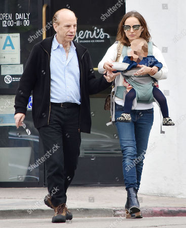 Natalie Portman, daughter Amalia, father Avner Hershlag