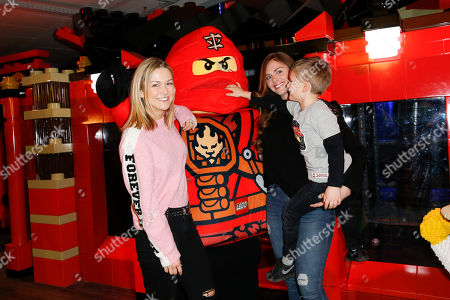 Editorial picture of Opening of NINJAGO-Tempel at LEGOLAND Discovery Centre, Berlin, Germany - 21 Mar 2018