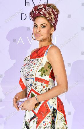 Stock Photo of Eva Mendes