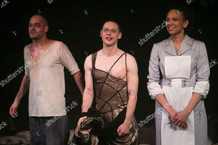 Editorial image of 'Kiss of the Spider Woman' play, Press Night, London, UK - 21 Mar 2018