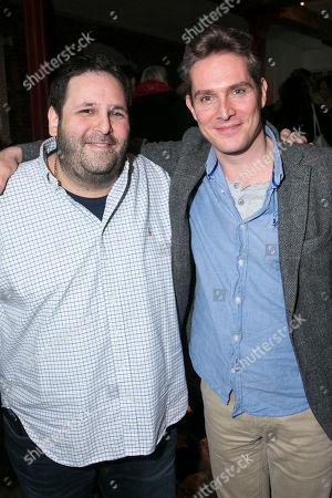 David Babani (Artistic Director) and Mark Umbers