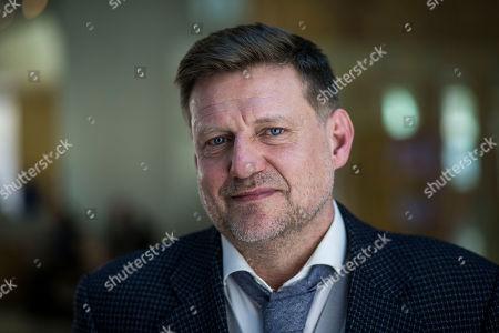 Stock Image of Afghanistan veteran Steven Price Brown.