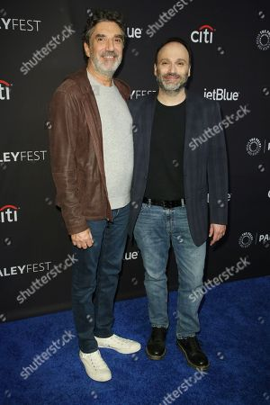 Editorial photo of 'The Big Bang Theory' and 'Young Sheldon' TV show presentation, Paleyfest, Los Angeles, USA - 21 Mar 2018