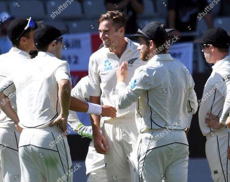 Editorial photo of England Cricket, Auckland, New Zealand - 22 Mar 2018