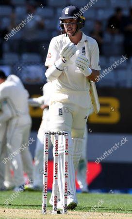 Editorial image of England Cricket, Auckland, New Zealand - 22 Mar 2018