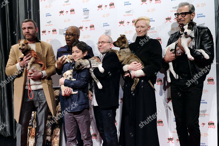 "Editorial image of Paw Prints Presents a Special Screening of ""ISLE OF DOGS"", New York, USA - 21 Mar 2018"