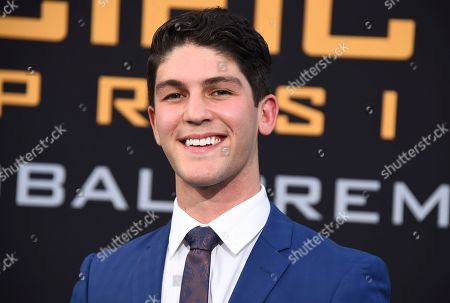 """Editorial image of Global Premiere of """"Pacific Rim Uprising"""", Los Angeles, USA - 21 Mar 2018"""