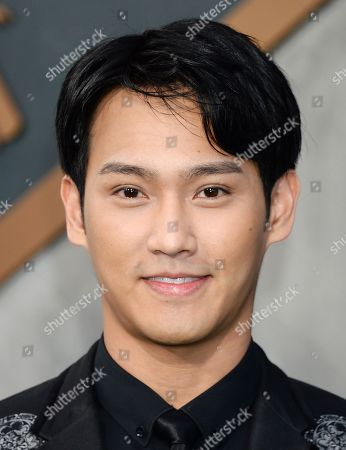 Stock Picture of Wesley Wong