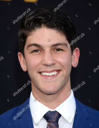 Editorial picture of 'Pacific Rim Uprising' film premiere, Arrivals, Los Angeles, USA - 21 Mar 2018