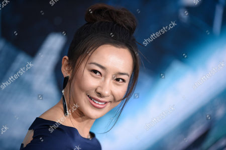 Editorial photo of 'Pacific Rim Uprising' film premiere, Arrivals, Los Angeles, USA - 21 Mar 2018