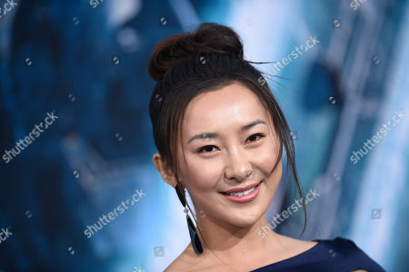 Stock Picture of Lily Ji