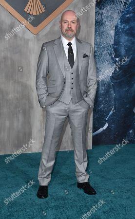 Editorial photo of 'Pacific Rim Uprising' film premiere, Arrivals, Los Angeles, USA - 21 Mar 2018