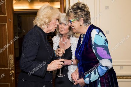 Editorial photo of National Literacy Trust 25th Anniversary Reception, London, UK - 21 Mar 2018