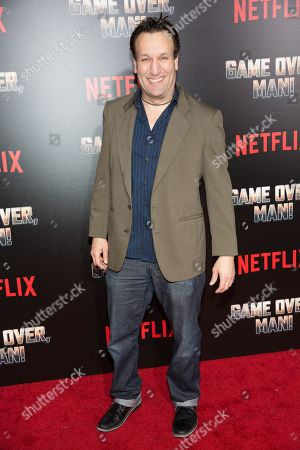 Editorial photo of 'Game Over, Man!' film premiere, Los Angeles, USA - 21 Mar 2018