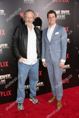 Daniel Stern and Henry Stern
