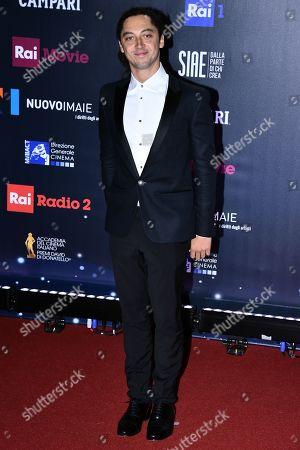 Stock Picture of Jonas Carpignano